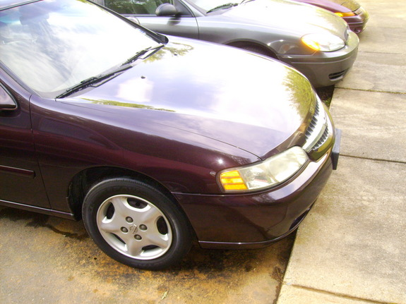 Another 215Phillyboy 2000 Nissan Altima post... - 11438705
