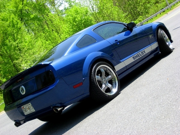 Shelby59 2007 Ford Mustang 11406186