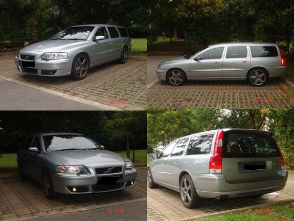 Another alanmschua2004 2005 Volvo V70 post... - 11406769