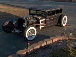spcbeaver 1928 Ford Model A