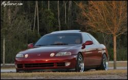 RedPh0en1xs 1992 Lexus SC