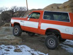 orangekhaos 1991 Dodge Ramcharger