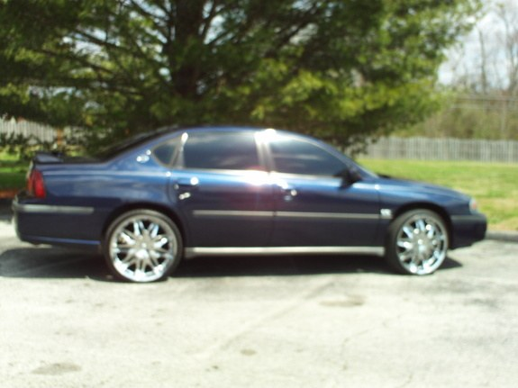 Another DUCEZ901 2002 Chevrolet Impala post... - 11458035