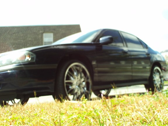 Another DUCEZ901 2002 Chevrolet Impala post... - 11458036