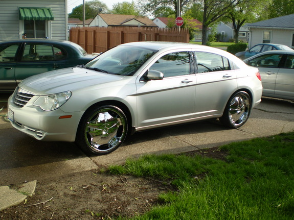 bigt216 2007 chrysler sebring specs photos modification. Cars Review. Best American Auto & Cars Review
