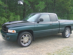 King_RAMses_IIs 1999 Dodge Ram 1500 Regular Cab
