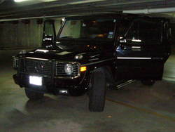 I_thoughtyouknew 2005 Mercedes-Benz G-Class