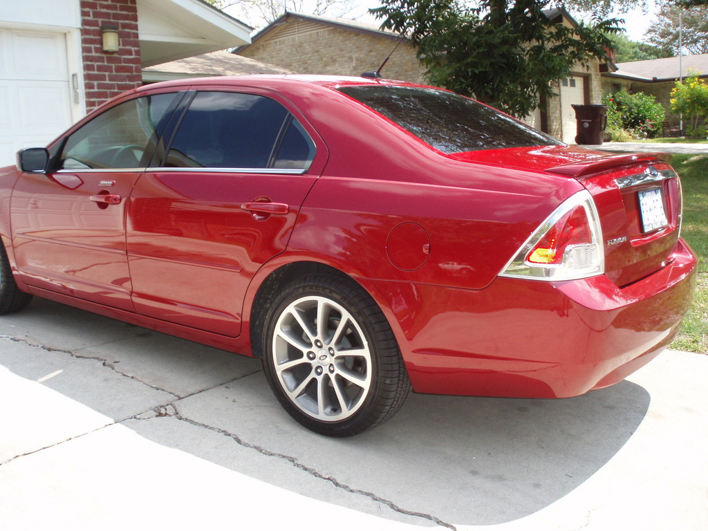 08FusionSEL 2008 Ford Fusion Specs, Photos, Modification Info at ...