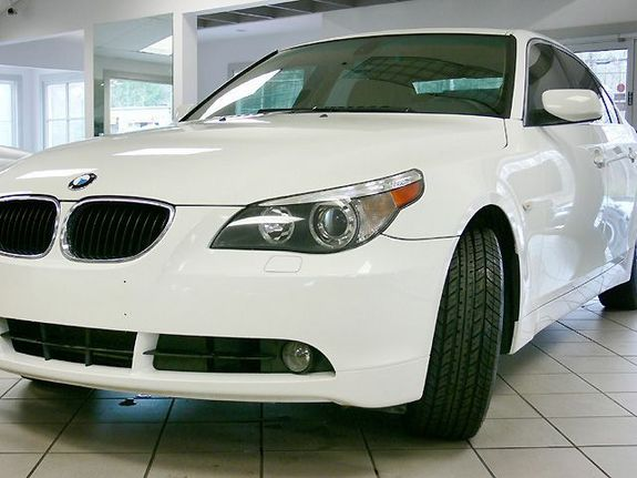 danken_mac 2005 BMW 5 Series
