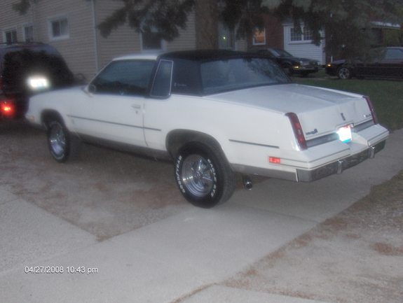 Another RODLOW 1985 Oldsmobile Cutlass Supreme post... - 11409732