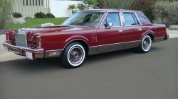 LincolnCollector 1980 Lincoln Mark VI