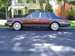 LincolnCollector 1982 Lincoln Continental