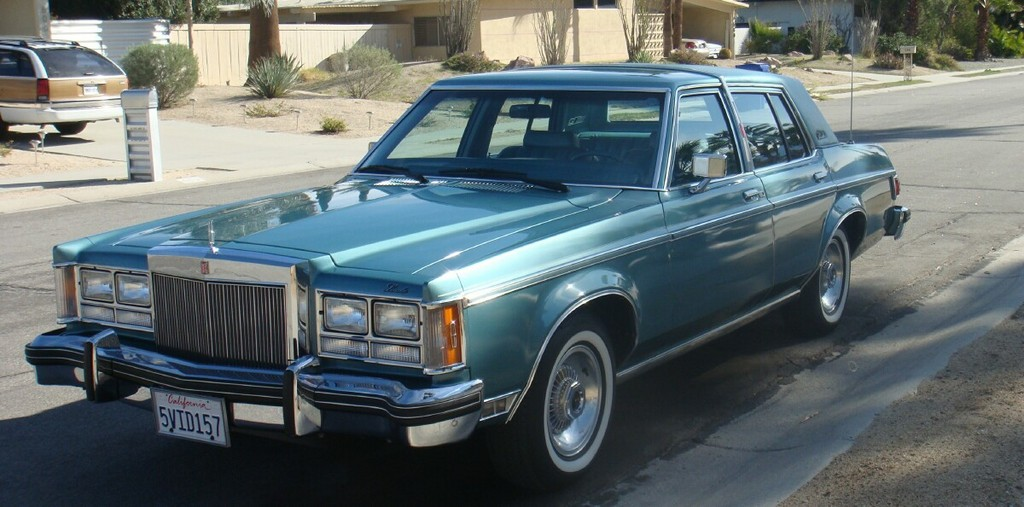 LincolnCollector 1980 Lincoln Versailles 11409436