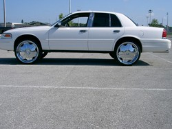samakaballer 1999 Ford Crown Victoria