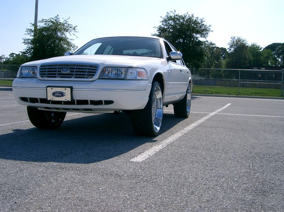 Another samakaballer 1999 Ford Crown Victoria post... - 11411446