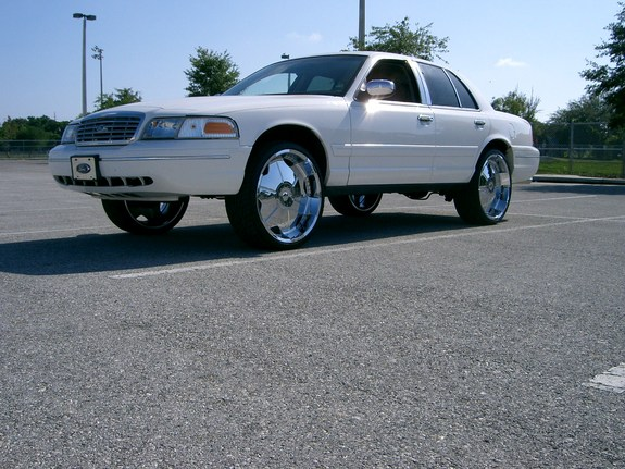 Samakaballer 1999 Ford Crown Victoria Specs Photos Modification