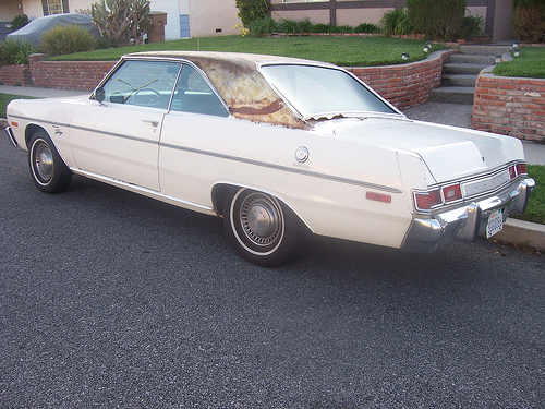 cyberbackpacker's 1975 Dodge Dart