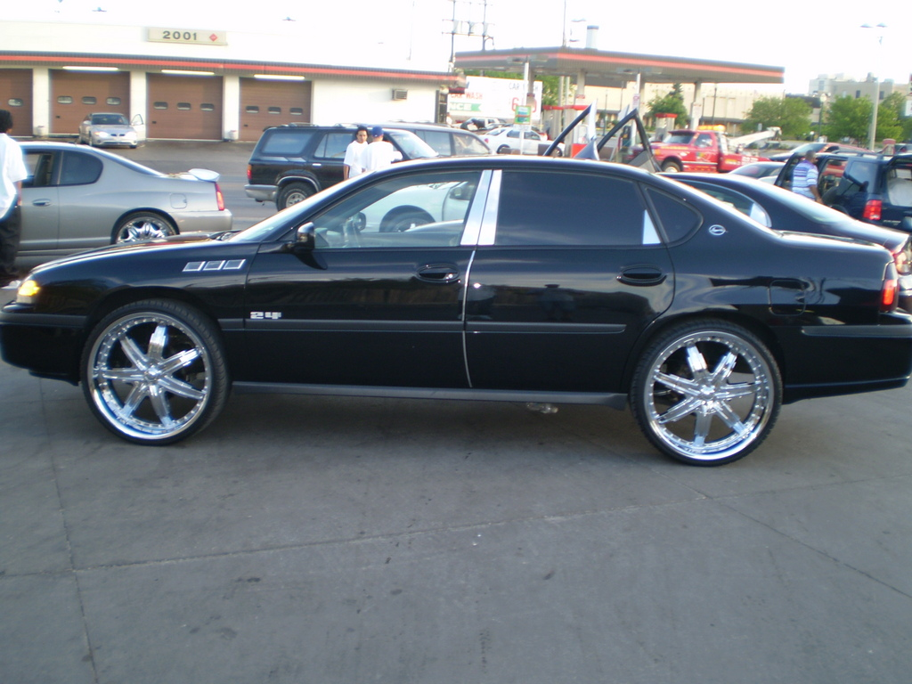 ricky 24 2003 chevrolet impala specs photos modification. Cars Review. Best American Auto & Cars Review