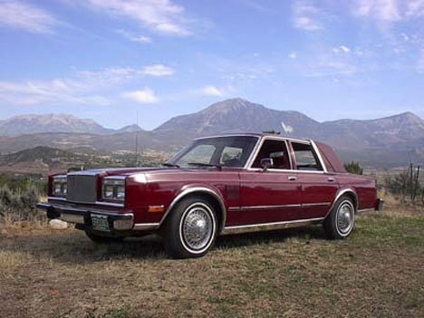 1988 Chrysler Fifth Ave