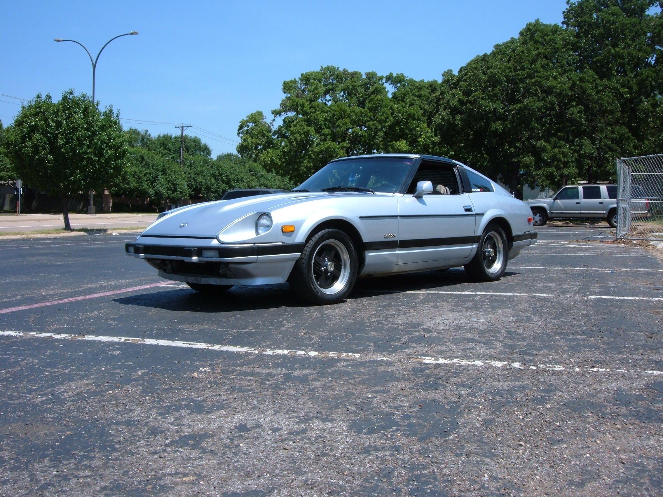 83turbo280zx 1983 datsun 280zx specs photos modification info at