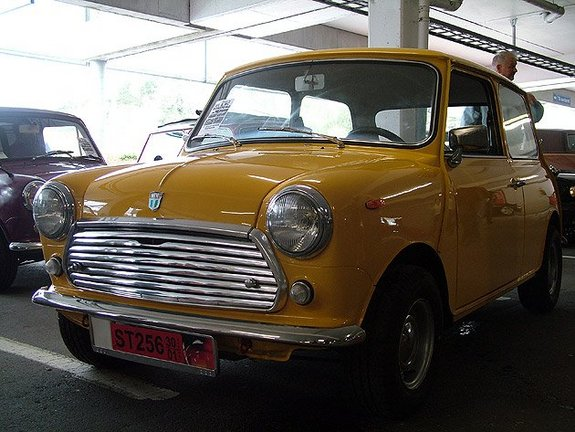 Another benzer25 1974 MINI Cooper post... - 11412289
