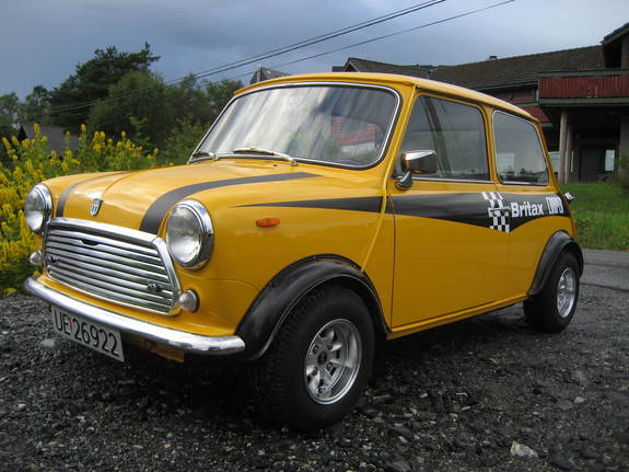 Another benzer25 1974 MINI Cooper post... - 11412290