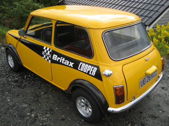 Another benzer25 1974 MINI Cooper post... - 11412291