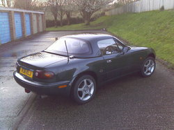Chezzas 1997 Mazda Miata MX-5