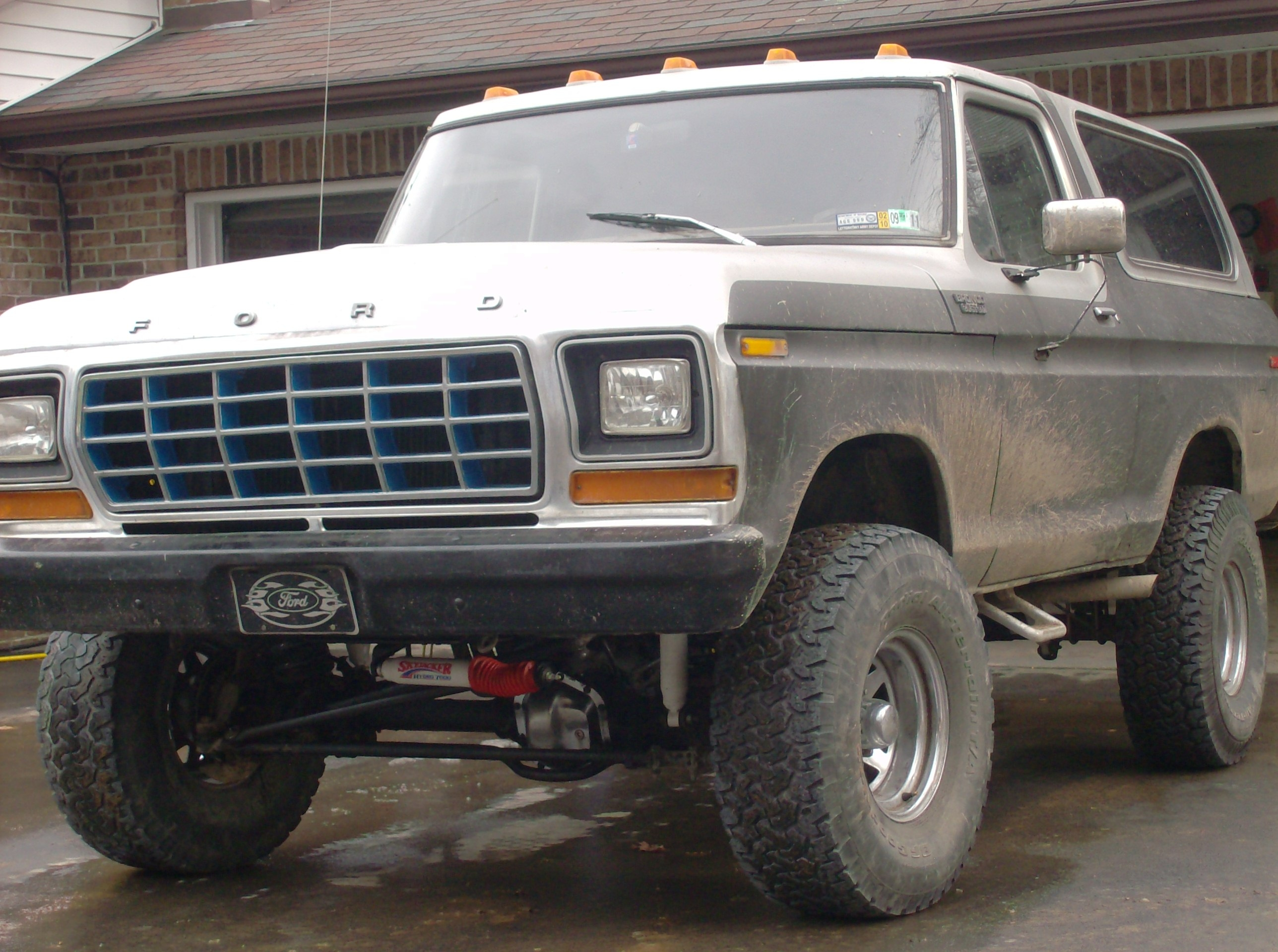 Contemporary 79 Ford Bronco Specs Image - Electrical and Wiring ...