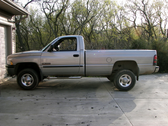 73RoadRunner440 2001 Dodge Ram 2500 Regular Cab