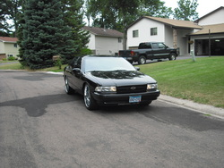 nheanss 1996 Chevrolet Impala