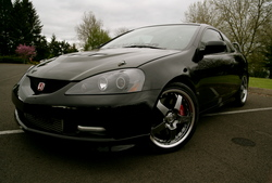 BoostedxDC5s 2005 Acura RSX