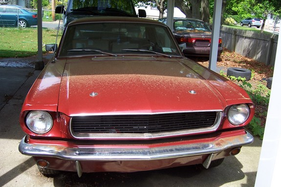 Another Brace08 1966 Ford Mustang post... - 11431187