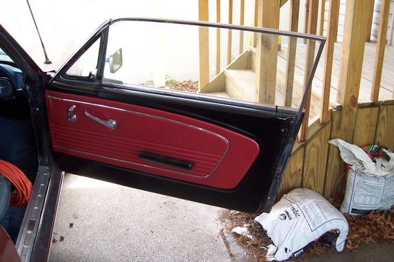 Another Brace08 1966 Ford Mustang post... - 11431188