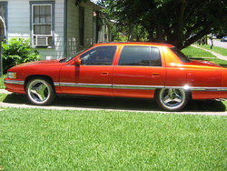 tighteyess 1996 Cadillac DeVille