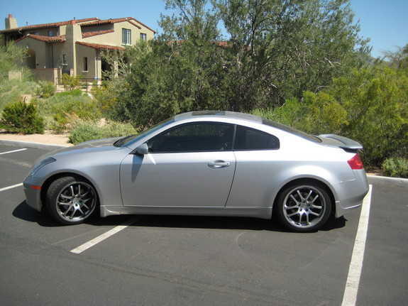 lennoxp 39 s 2005 infiniti g in phoenix az. Black Bedroom Furniture Sets. Home Design Ideas