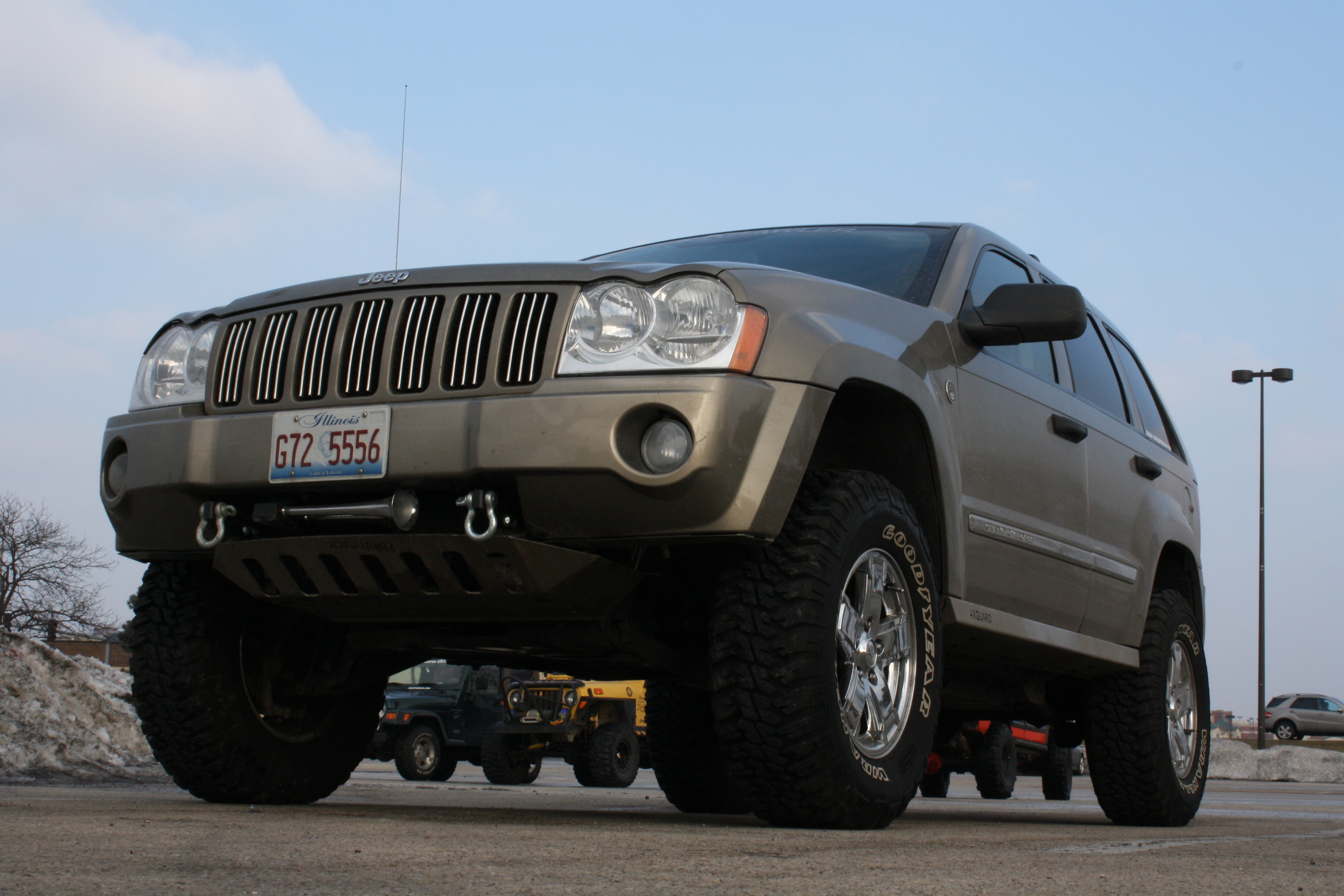 Another Acidcold 2005 Jeep Grand Cherokee post... - 11414772
