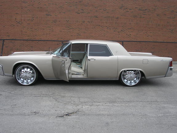 shetla64 1964 lincoln continental specs photos modification info at cardomain. Black Bedroom Furniture Sets. Home Design Ideas