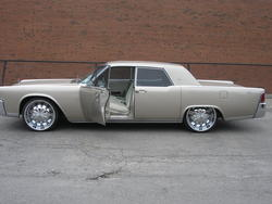Shetla64s 1964 Lincoln Continental