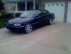 Ran1909s 1998 BMW 7 Series