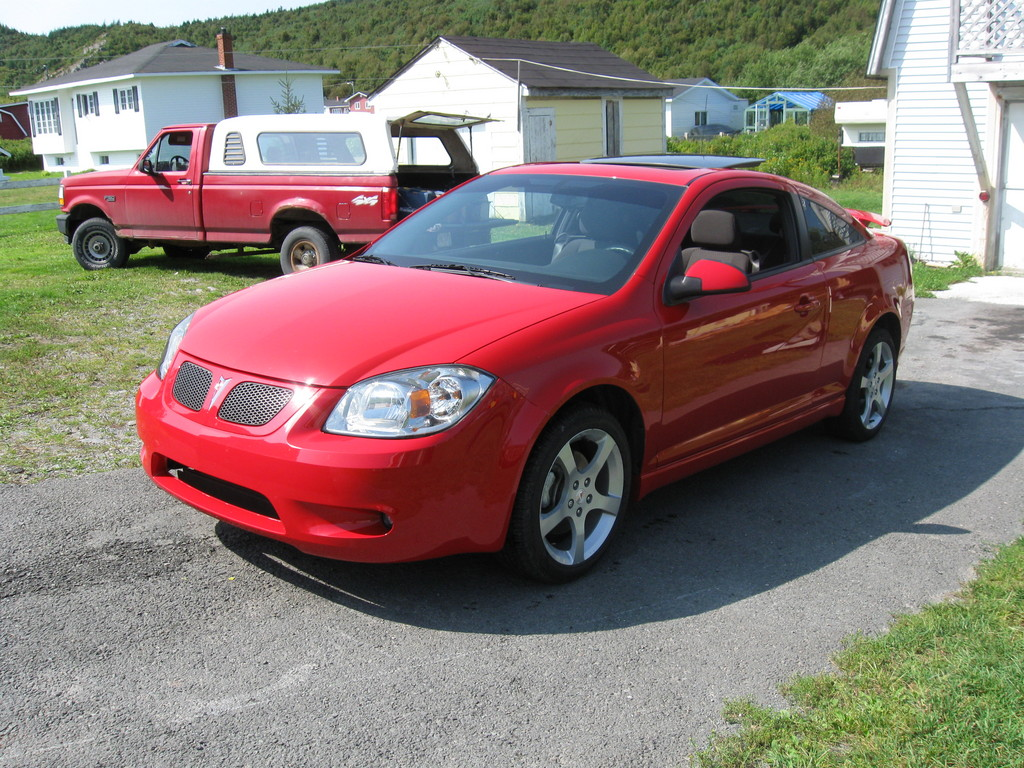 Franey1 2008 Pontiac G5 Specs Photos Modification Info