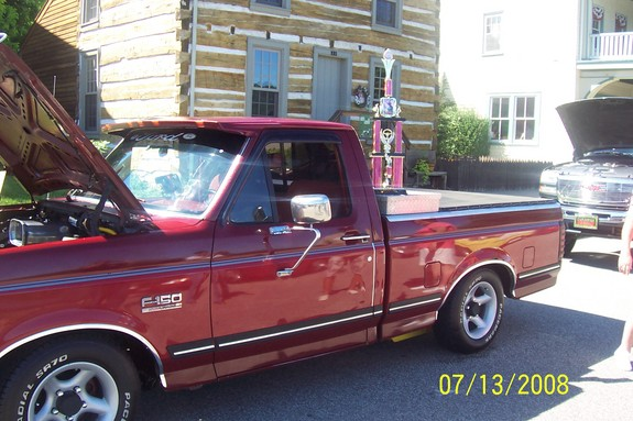Cbaker2 1990 Ford F150 Regular Cab