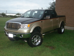 Flareside19s 2007 Ford F150 Regular Cab
