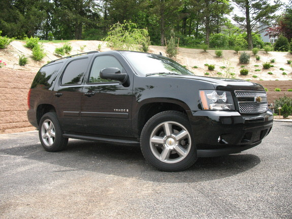 albotz 2008 chevrolet tahoe specs photos modification. Black Bedroom Furniture Sets. Home Design Ideas