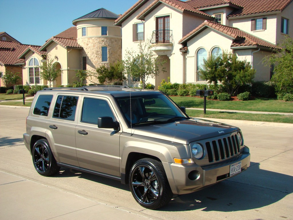 Bassarocken 2008 Jeep Patriot Specs Photos Modification
