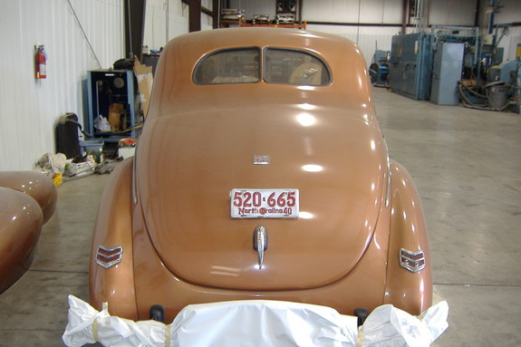 Another dukeblue 1940 Ford Deluxe post... - 11418938