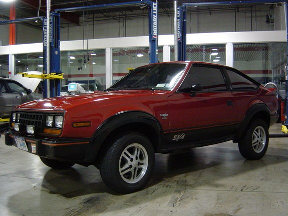 jyagnd's 1981 AMC Eagle