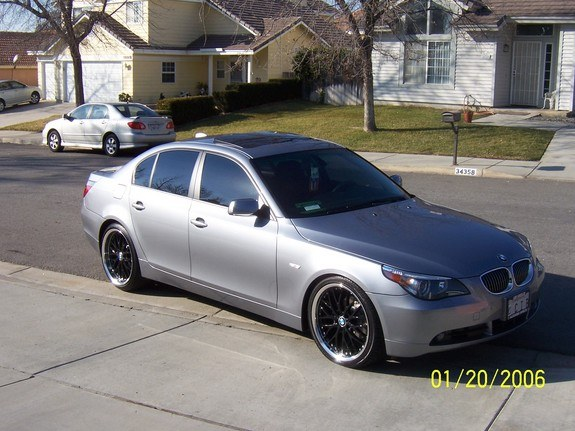 boricua550i's 2007 BMW 5 Series
