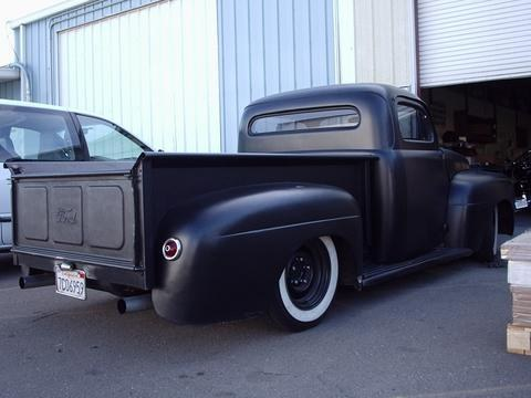 Another sicvizions 1952 Ford F150 Regular Cab post... - 9412065