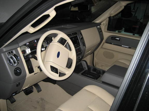 Tybaseball8 2007 Ford Expedition Specs Photos